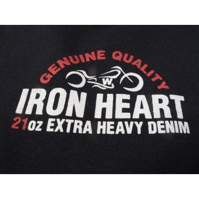 Iron Heart Forum Sweat Parka