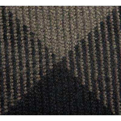 Ultra Heavy Buffalo Check Work Shirt - Grey/Black